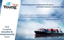 Syndeseas YoungshipCy award